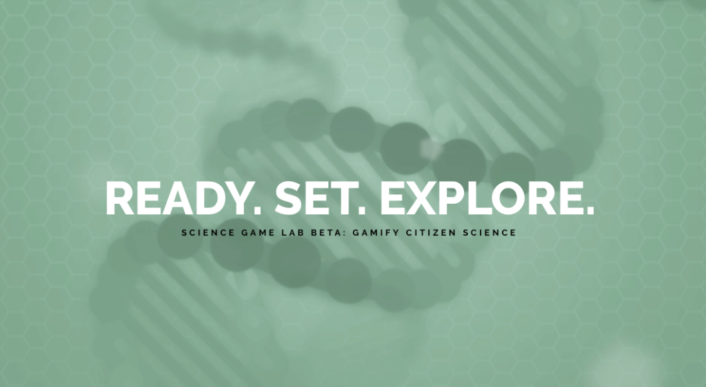 Science Game Lab portal beta announced in VentureBeat