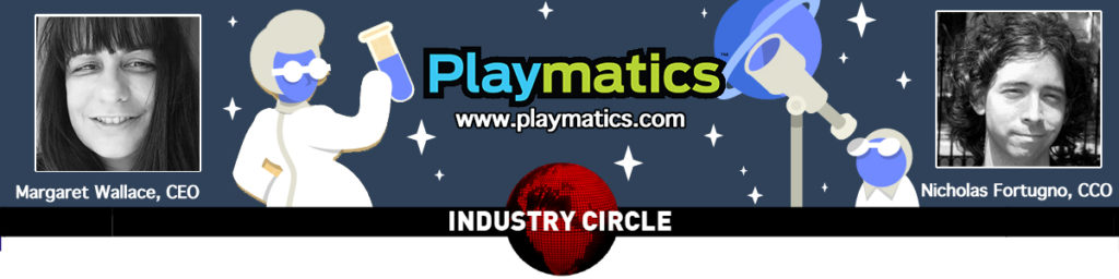 Playmatics Webinar on Games for Science, Health and Education