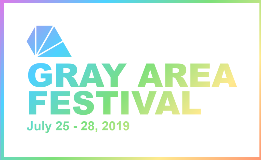 Playmatics Co-Founder in Wired for Grey Area Festival Presentation