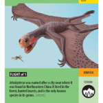 American Museum of Natural History: Pterosaurs the Card Game